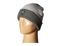 Neff Scout Beanie Charcoal Grey Beanies Gray