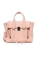 3.1 Phillip Lim Pashli Medium Satchel Petal