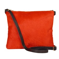Sarah Baily Dilly Messenger Orange And Black Yellow Orange