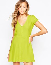 Motel Tahnee Dress Citrus