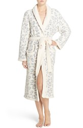 Barefoot Dreamsr Women's Dreams Leopard Plush Robe