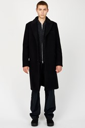 Our Legacy 10 Cocoon Coat Black