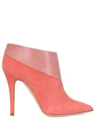 Malone Souliers 110Mm Tina Suede And Karung Ankle Boots
