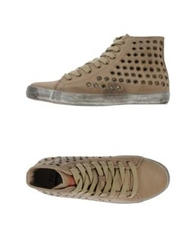 Pantofola D'oro Instant Collection High Tops And Trainers Ivory