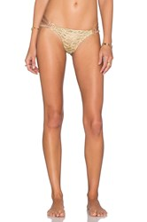 Beach Bunny Gunpowder And Lace Bottom Beige