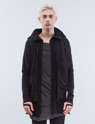 Thom Krom Double Layer Zipper Jacket