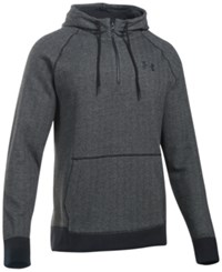 Under Armour Men's Rival Lined Hoodie Asphalt