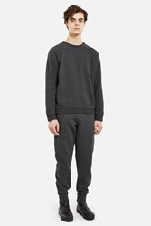 Alexander Wang Vintage Fleece Sweatpants Charcoal