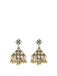 Etro Stone Embellished Earrings