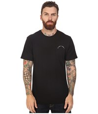 Tavik Crew Short Sleeve Pocket T Shirt Black Men's T Shirt