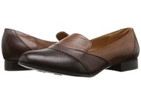 Naturalizer Coretta Banana Bread Bridal Brown Leather Women's Shoes