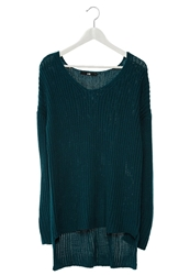 Ltb Lilu Jumper Blue Steel