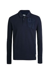 Desigual New Rep Polo Blue
