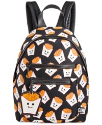 Circus By Sam Edelman Neoprene 'Fries' Backpack Black