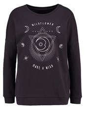 Evenandodd Sweatshirt Dark Grey