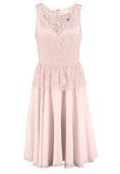 Swing Cocktail Dress Party Dress Rose