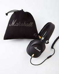 Marshall Monitor Over Ear Headphones Black Neiman Marcus