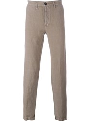 Massimo Alba Classic Chinos Nude And Neutrals