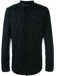 Diesel 'Shaul' Slim Fit Shirt Black