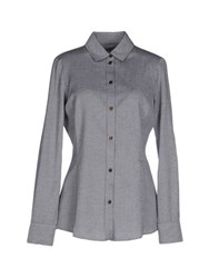 Siviglia Denim Shirts Shirts Women Grey