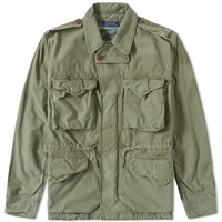 Polo Ralph Lauren Military M 43 Jacket Green