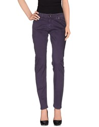 List Trousers Casual Trousers Women Purple
