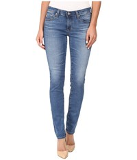 Ag Adriano Goldschmied Stilt In 17 Years Whirlwind 17 Years Whirlwind Women's Jeans Blue