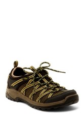 Chaco 'Outcross Evo 2' Cutout Trail Shoe Men Green