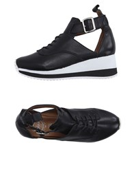 Jeffrey Campbell Footwear High Tops And Trainers Women Black