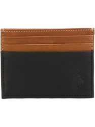 Polo Ralph Lauren Slim Card Holder Black
