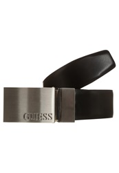 Guess Belt Black Brown