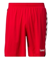 Hummel Stay Authentic Shorts Rot Red