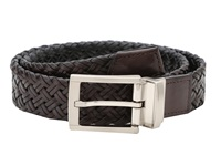 Braided Nike G Flex Reversible Brown Black Men's Belts