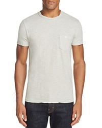 Todd Snyder Classic Pocket Tee Rugged Green
