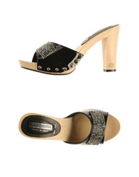 Chiara Pasquini Sandals Black