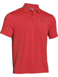 Under Armour Playoff Polo True Red