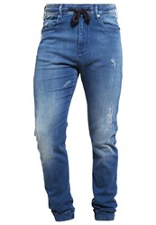 Kaporal Elias Relaxed Fit Jeans Blue Green