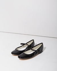 Repetto Lio Mary Jane Noir Patent