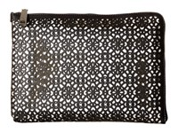 Ivanka Trump Rio Tech Sleeve Black Clutch Handbags