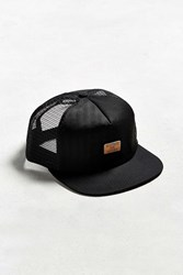 Loser Machine Widow Trucker Hat Black