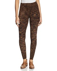 Free People Chenille Leggings Green Combo