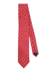Tombolini Accessories Ties Men Red