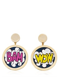Rafida Bijoux Cartoon Earrings