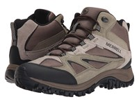 Merrell Phoenix Bluff Mid Waterproof Putty Men's Shoes Taupe