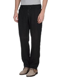 Richmond Denim Casual Pants Black