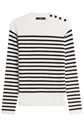Steffen Schraut Striped Pullover With Cashmere Stripes