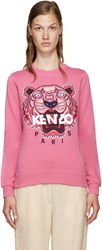 Kenzo Pink Tiger Pullover