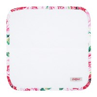 Cath Kidston Antique Rose Band Towel Face Cloth