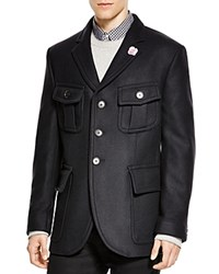 The Men's Store At Bloomingdale's Military Jacket