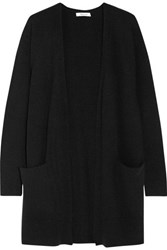 Madewell Ryder Stretch Knit Cardigan Black